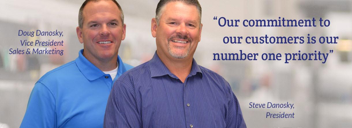 Doug & Steve Danosky About T&L