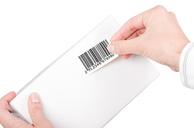 Personalized Bar Code Label