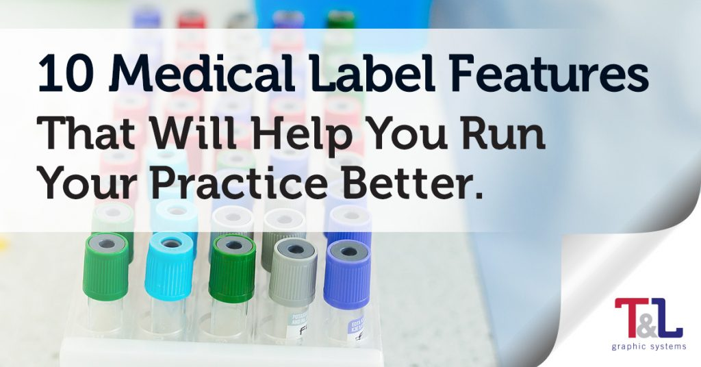 Medical Label Features